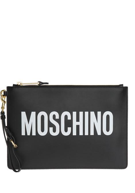 Moschino Clutch  Moschino | 77132930 | A840580011555