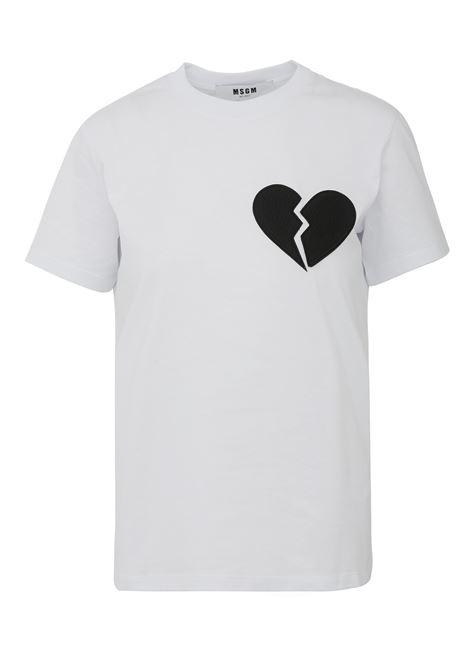 T-shirt MSGM MSGM | 8 | 2742MDM20719579701