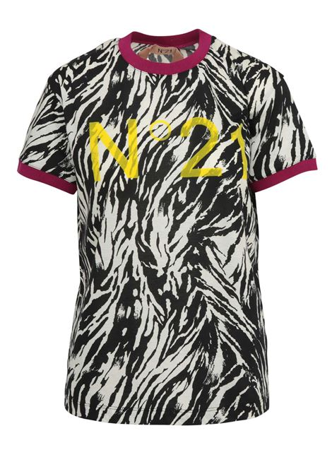 T-shirt N°21 N°21 | 8 | F0124207S1X1