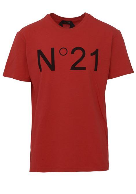 N°21 t-shirt N°21 | 8 | F02142034463