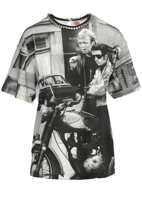 T-shirt N°21 N°21 | 8 | F0634161S1K1