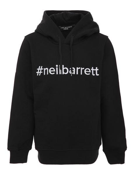 Neil Barrett Kids Sweatshirt  Neil Barrett kids | -108764232 | 020640110