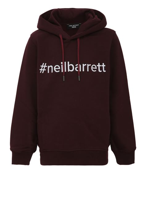 Felpa Neil Barrett Kids Neil Barrett kids | -108764232 | 020640177