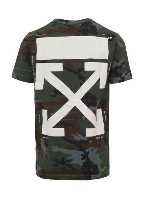 Off-White T-shirt  Off-White | 8 | AA027E191850179901