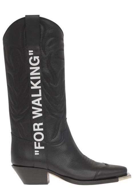 Off-White Boots  Off-White | -679272302 | IA124E19D681031001