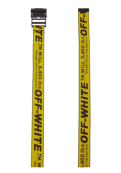Cintura Off-White Off-White | 1218053011 | RB009E192230986010