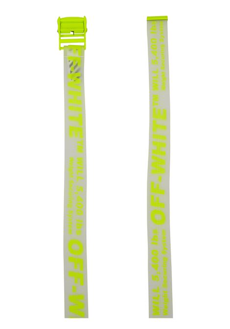 Off-White Belt Off-White | 1218053011 | RB009S198510759862