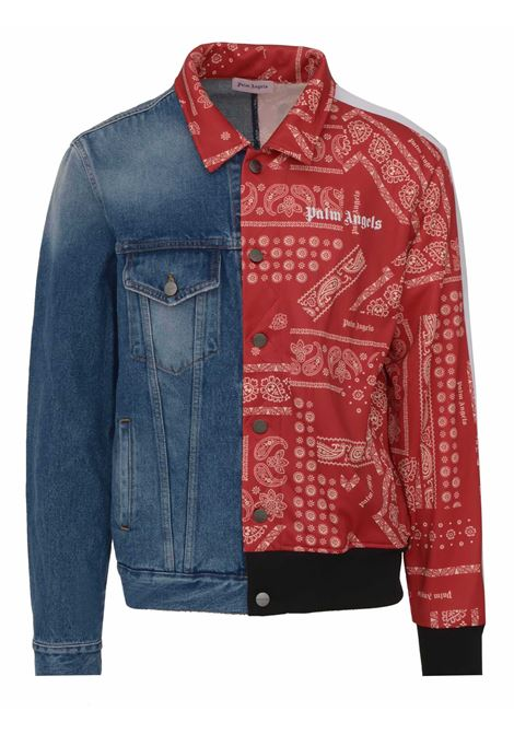 Spit bandana jacket Palm Angels  Palm Angels | 13 | YE010E193430218520