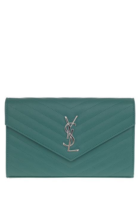 Saint Laurent wallet Saint Laurent | 63 | 377828BOW024409