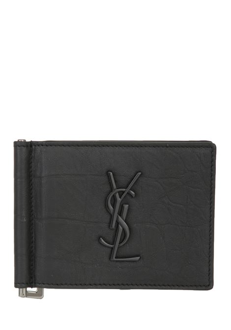 Porta carte Saint Laurent Saint Laurent | 63 | 485630C9H0U1000