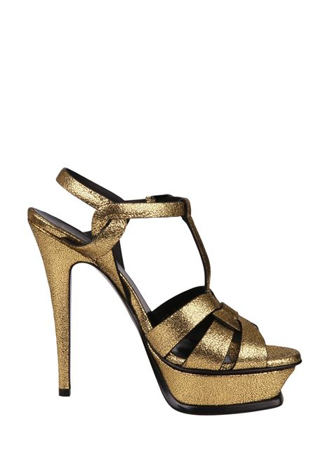 Saint Laurent sandals Saint Laurent | 813329827 | 5275330Z9001055