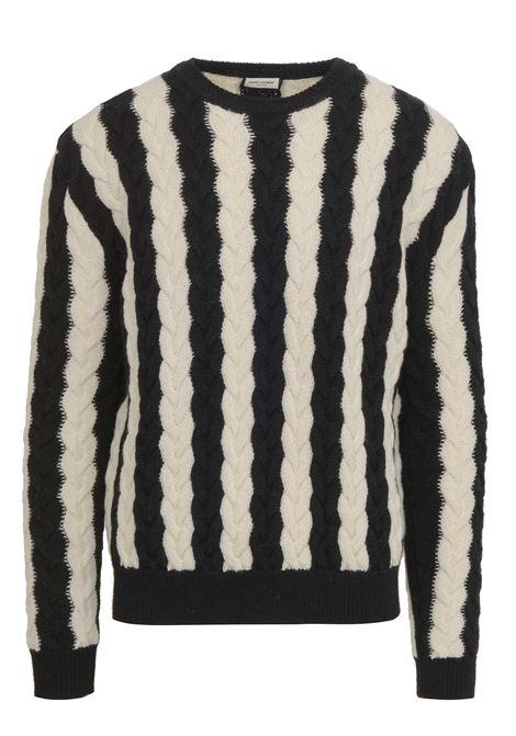 Saint Laurent Sweater  Saint Laurent | 7 | 582223YAGT21095