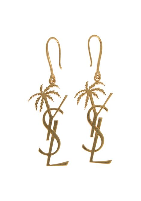 Saint Laurent Earrings  Saint Laurent | 48 | 584129Y32008060