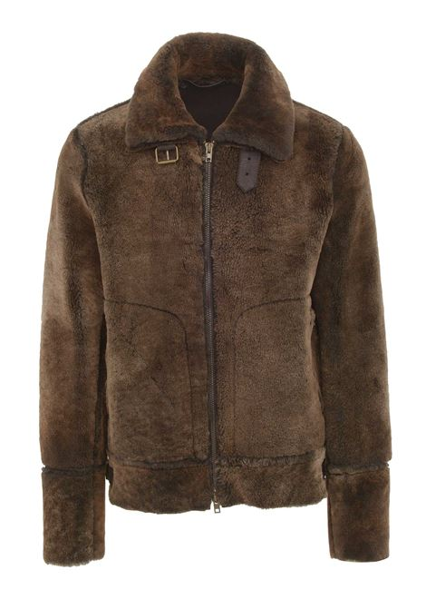 Salvatore Santoro jacket