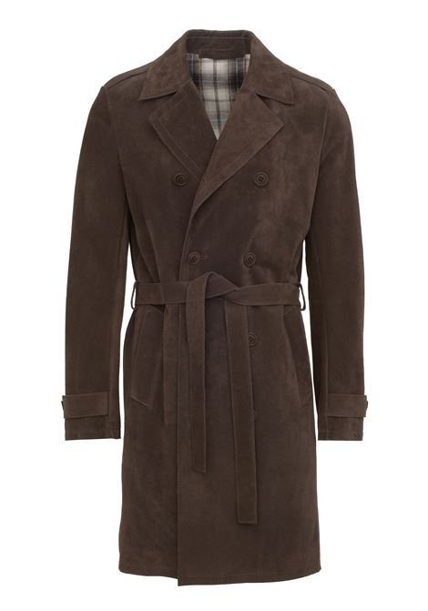 Trench Salvatore Santoro Salvatore Santoro | -1181181492 | 37534UBROWN
