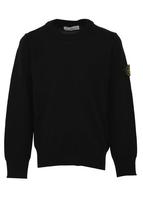 Stone Island Junior Sweater  Stone Island Junior | 7 | MO7116501A4V0029