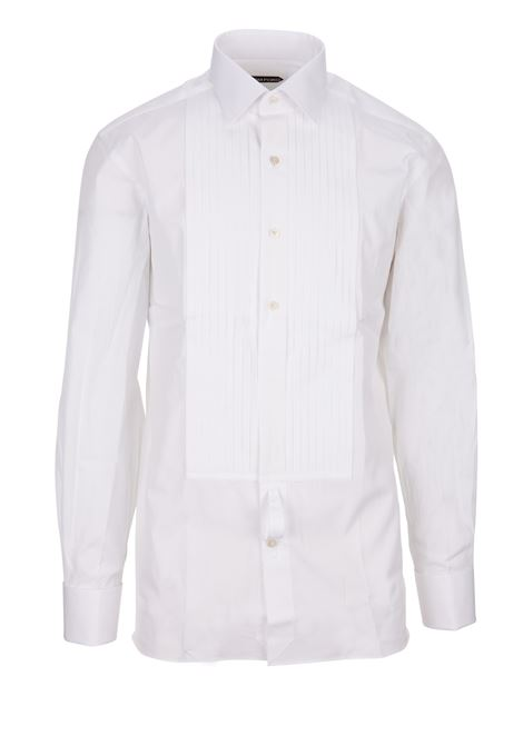 Camicia Tom Ford Tom Ford | -1043906350 | 5FT00094IIEGG