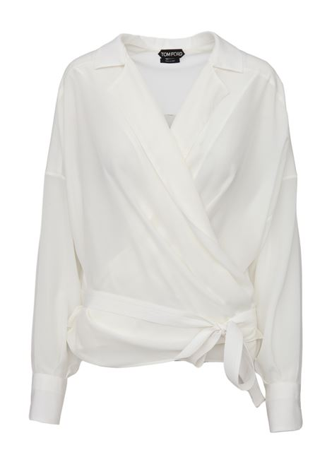 Tom Ford Blouse Tom Ford | 131 | CA3114FAX054AW003