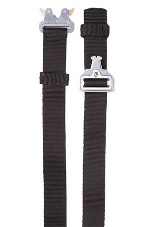 Alyx belt ALYX | 1218053011 | HMAWAW11000BLACKSILVER