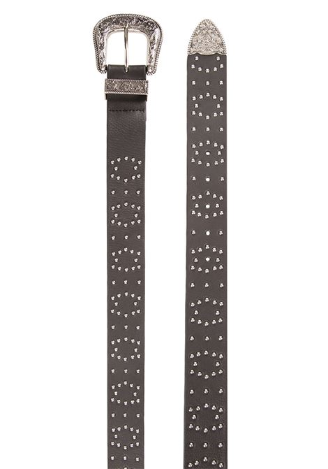 B-Low the Belt belt B-low the belt | 1218053011 | BT1750BLACKSILVER