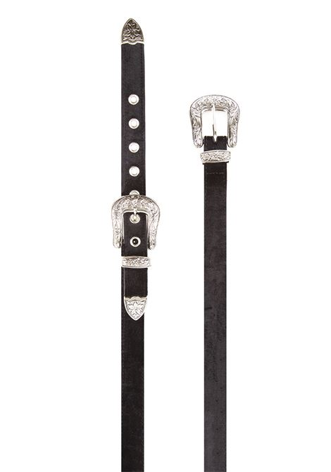 B-Low the Belt belt B-low the belt | 1218053011 | BT7817BLACK SILVER