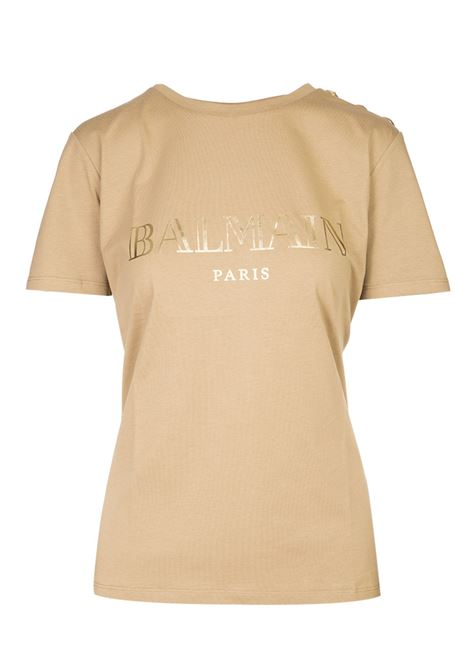 T-shirt Balmain Paris BALMAIN PARIS | 8 | 118591326IC0950