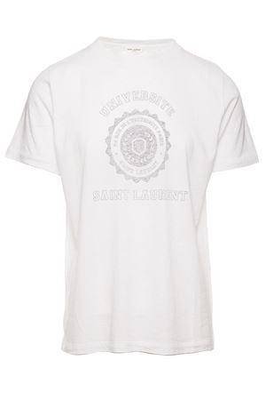 T-shirt Saint Laurent Saint Laurent | 8 | 464564YB1EH9024