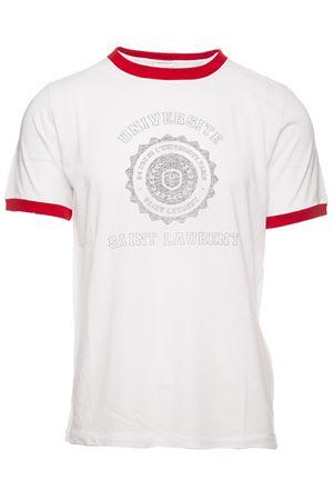 T-shirt Saint Laurent Saint Laurent | 8 | 464570YB1EH9006