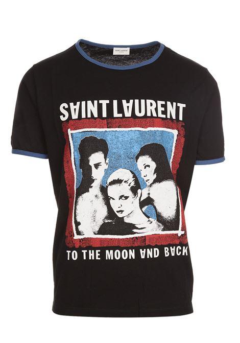 T-shirt Saint Laurent Saint Laurent | 8 | 466907YB1FT1068