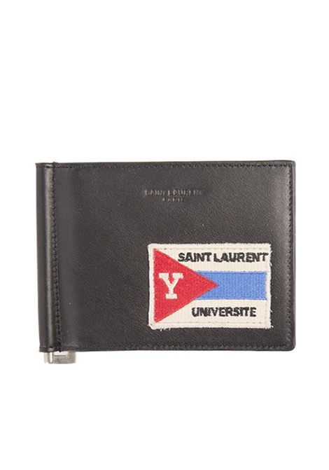 Porta Carte Saint Laurent Saint Laurent | 63 | 485529BXRA61083