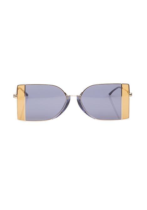 Clavin Klein sunglasses CALVIN KLEIN205W39NYC | 1497467765 | CK8057SGOLDEN