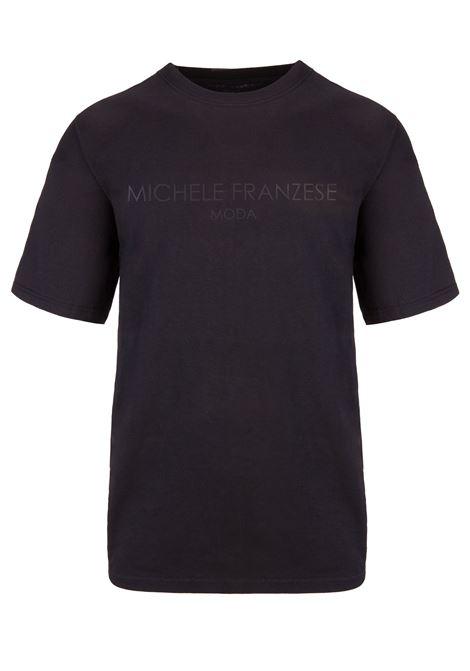 T-shirt Parfume Michele Franzese Moda Parfume Michele Franzesemoda | 8 | T-SHIRTNERO
