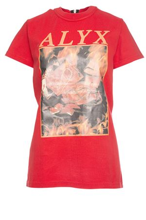 T-shirt Alyx ALYX | 8 | SNAWAW60011RED