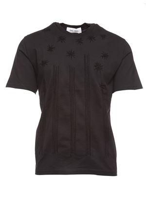 T-shirt Jimi Roos Jimi Roos | 8 | SS17JTS01STARSBLACK