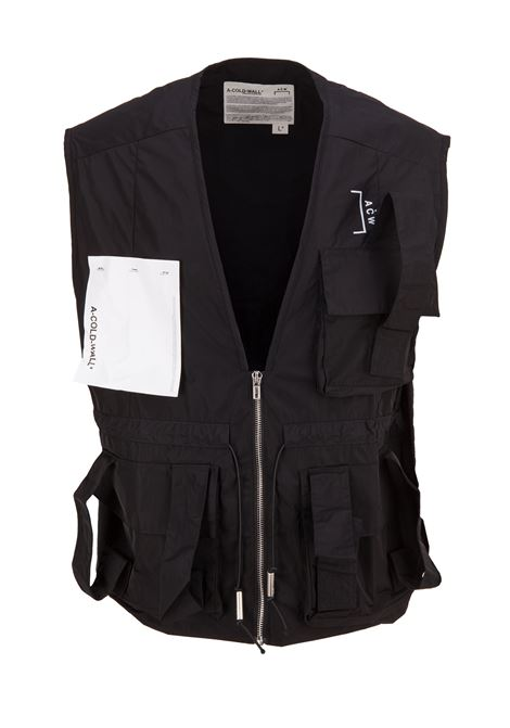 A Cold Wall Vest A Cold Wall | 38 | UV1BLAK