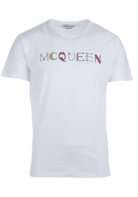 T-shirt Alexander McQueen Alexander McQueen | 8 | 463984QKZ3B0900
