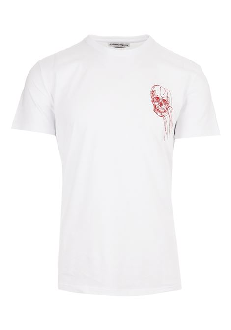 T-shirt Alexander McQueen Alexander McQueen | 8 | 463984QKZ7A0900