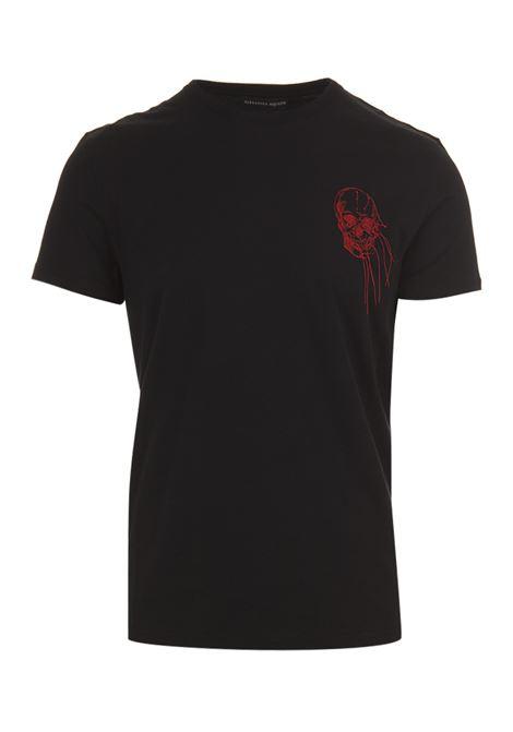 T-shirt Alexander McQueen Alexander McQueen | 8 | 463984QKZ7A0901