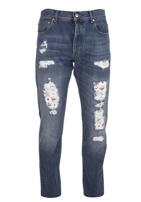 Jeans Alexander McQueen Alexander McQueen | 24 | 505409QKY394001