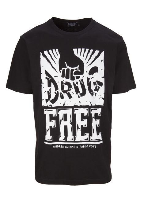 T-shirt Andrea Crews Andrea Crews | 8 | FISTBLACK