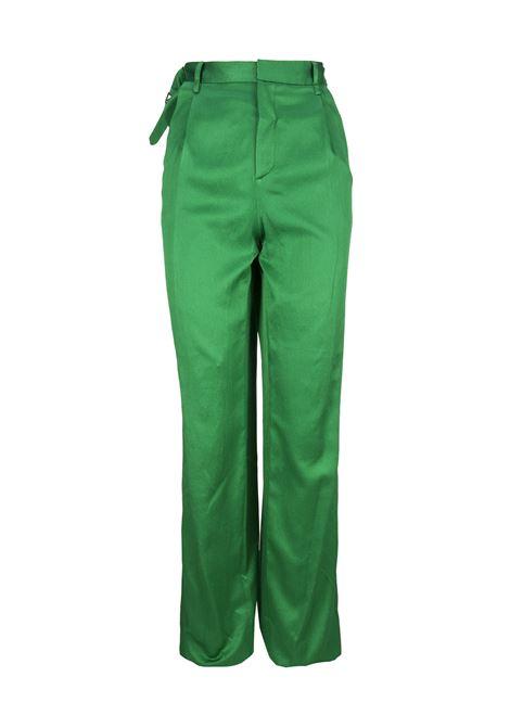 Pantaloni Attico Attico | 1672492985 | ATTS18308GREEN
