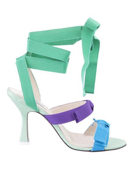 Attico sandals Attico | 813329827 | SS18DILETTAV2