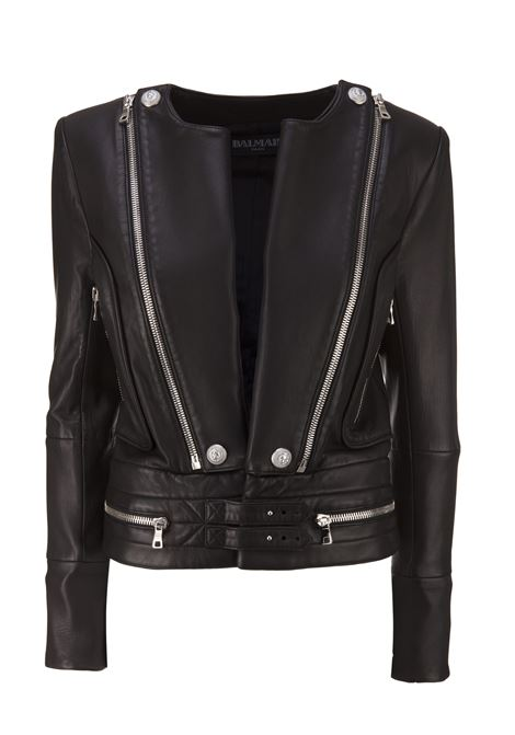 Balmain Paris jacket BALMAIN PARIS | 13 | 127376376PC0100