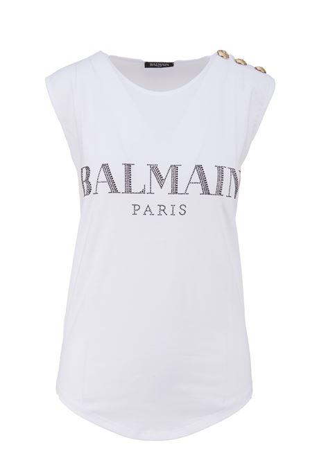 Balmain Paris top BALMAIN PARIS | 8 | 128525558MC0001