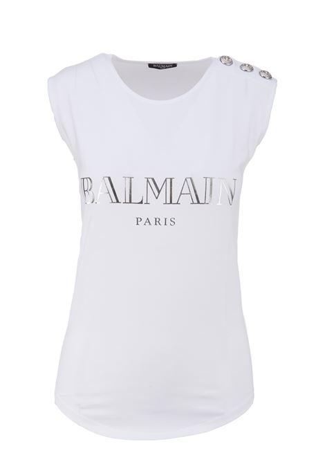 Balmain Paris t-shirt BALMAIN PARIS | 8 | 128535326IC0001