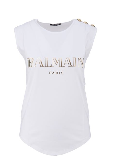 Balmain Paris t-shirt BALMAIN PARIS | 8 | 128535326IC0005