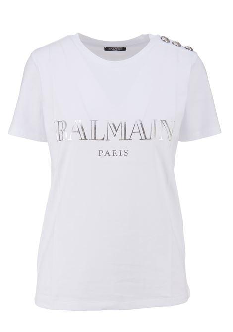 Balmain Paris t-shirt BALMAIN PARIS | 8 | 128539326IC0001