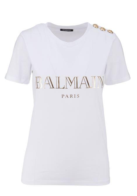 Balmain Paris t-shirt BALMAIN PARIS | 8 | 128539326IC0005