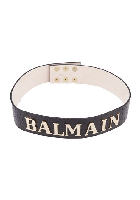 Balmain Paris belt BALMAIN PARIS | 1218053011 | 129766386PC0100