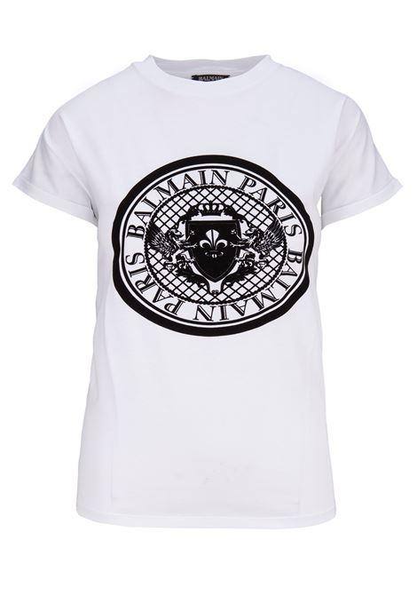 T-shirt Balmain Paris BALMAIN PARIS | 8 | 138100745IC0001
